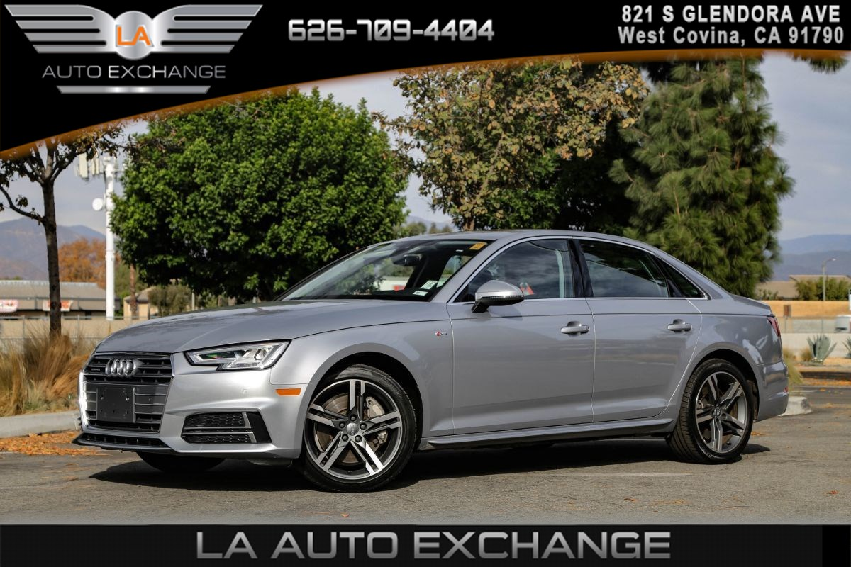 2018 Audi A4 Premium Plus ( NAVIGATION & TELEMATICS PACKAGE )