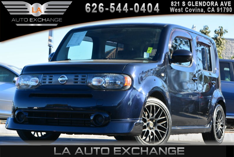 Sold 2010 Nissan Cube 18 S In West Covina