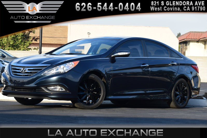 2014 Hyundai Sonata Limited La Auto Exchange 1