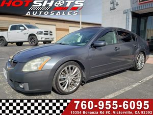 View 2008 Nissan Maxima