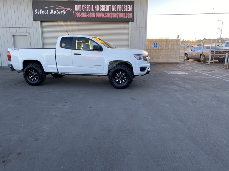 2016 Chevrolet Colorado Work Truck Pickup 2D 6 ft