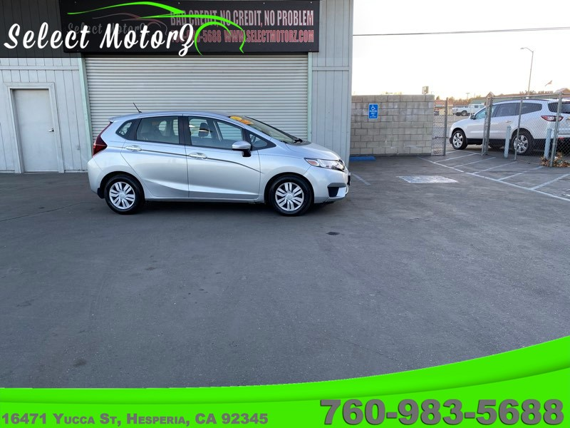 2016 Honda Fit LX Hatchback 4D
