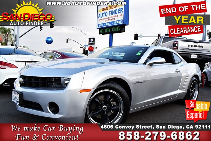 2012 Chevrolet Camaro 2LS,Just Awesome,Super Clean, SdAutoFinders.com,A Must See, Don't miss it,