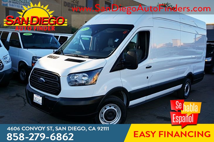 "2019 Ford Transit T-250 Cargo 148"" Extended Length High Roof w/Slidind Door ""HARD to FIND! Call Today"