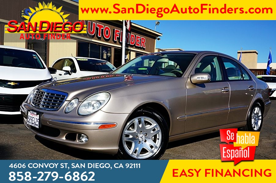 2006 Mercedes-Benz E350 ONLY 71K MILES, 2 OWNERS,Cln Carfax,Like New, SDAUTOFINDERS.COM, PRISTINE,Don't miss it,..