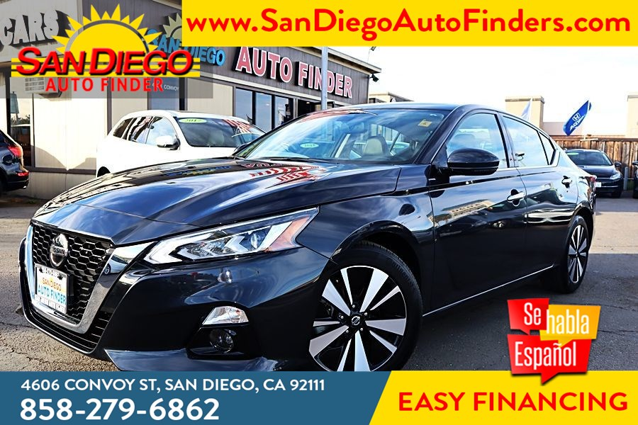 2020 Nissan Altima 2.5 SL, only 7k Miles,LOADED,Navi, Lthr, Moon Roof,Just Gorgeous,1 owner,Clean Carfax,