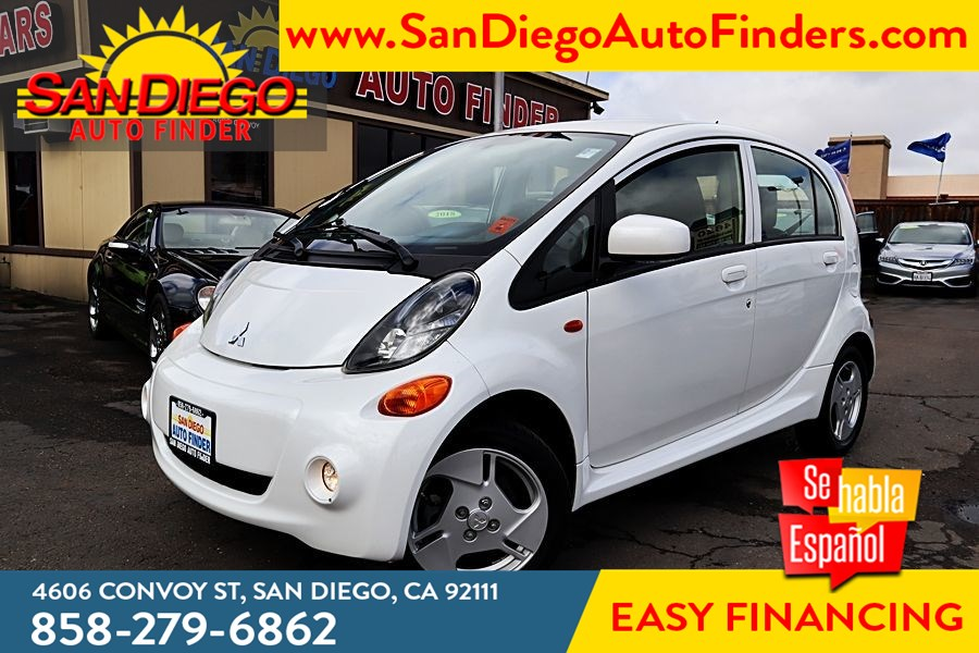 2012 Mitsubishi i-MiEV ,4dr HB SE, Clean Carfax, Like New, Save Thousands on gas,...