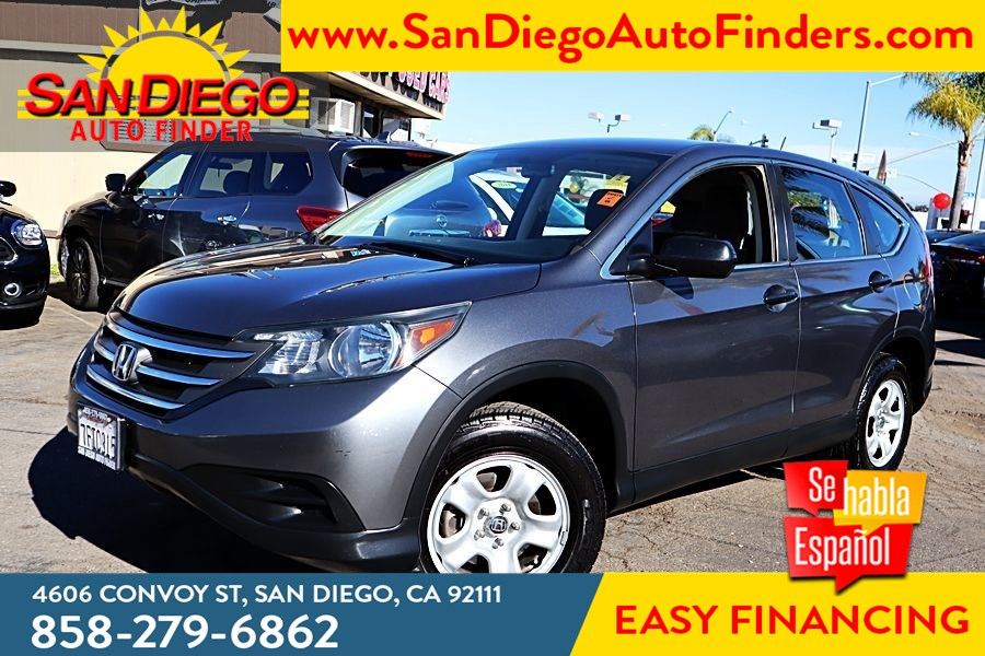 2012 Honda CR-V LX, 1 OWNER,Great Carfax with all the service records, Just Like New, Don't miss it,..