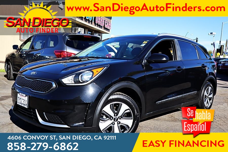 "2017 Kia Niro LX, 1 owner, Gas/Electric Hybrid, Super Nice, Back up Camera, "" Priced to Sell"",..."