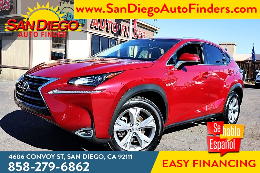 2017 Lexus NX Turbo, Navi,Premium Pkg,Intuitive parking assit ,1 ownr, Grt Carfax History,Loaded, Gorgeous,..