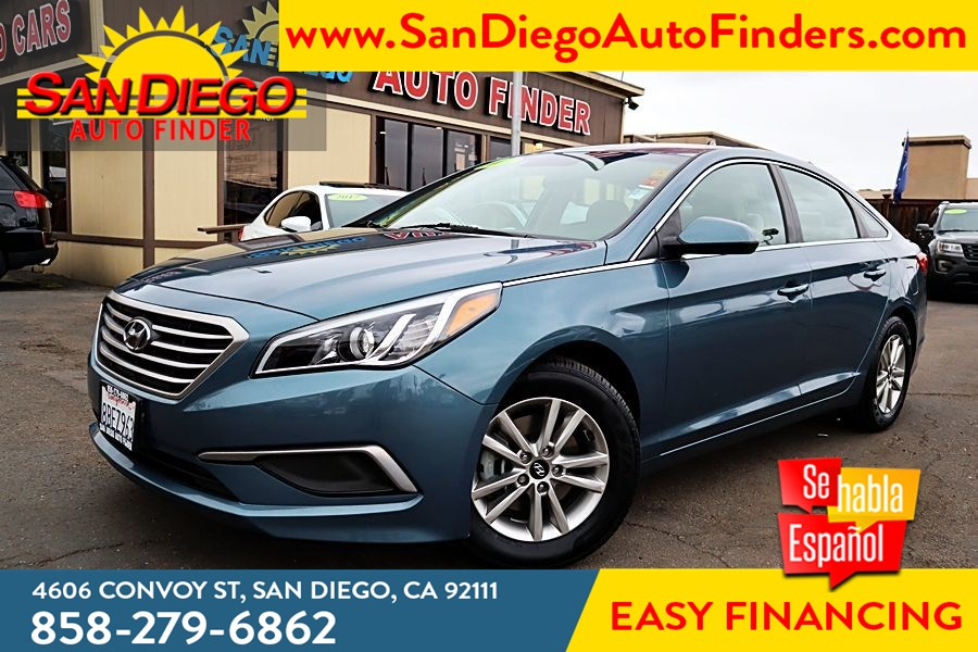2017 Hyundai Sonata, ONLY 31K MILES, Great Carfax, Just Beautiful,Don't miss it...