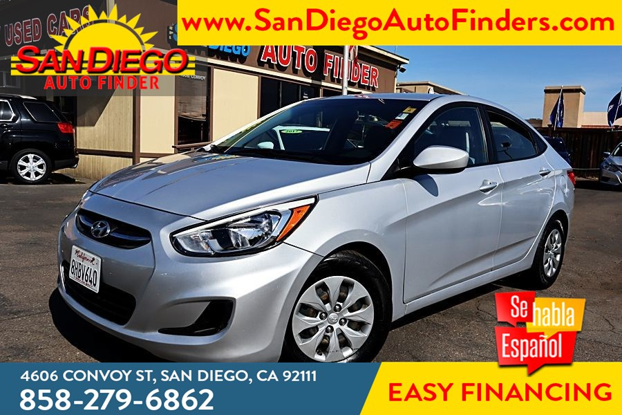 2017 Hyundai Accent SE Sedan Auto, Super Nice, A Must See,Great Gas Saver,...