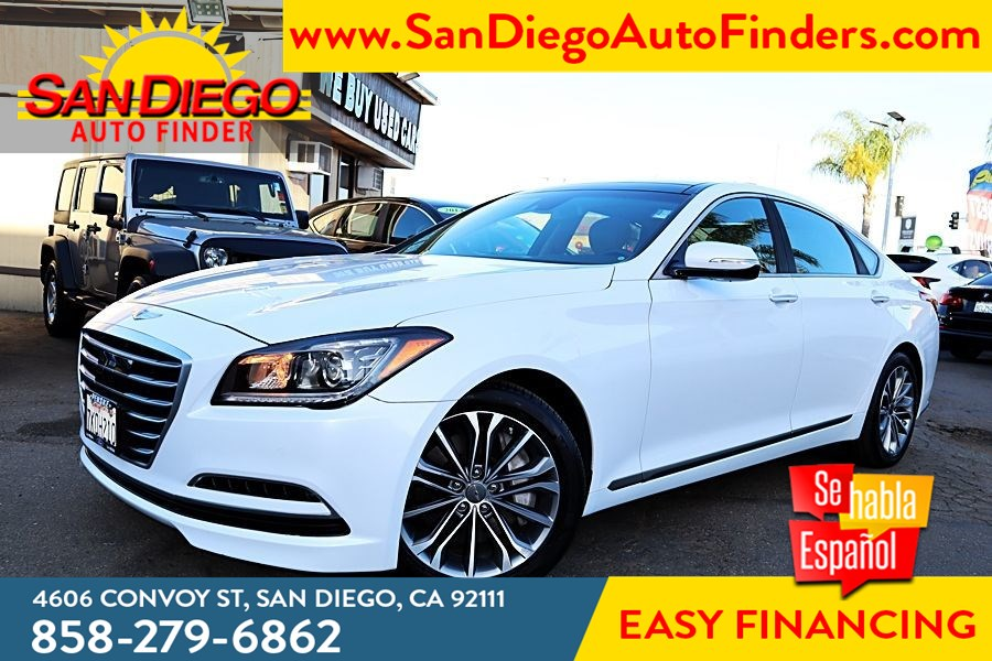 2015 Hyundai Genesis 3.8L Fully Loaded, Option Groups 3 and 4. Navi,Pano Roof,Jst Gorgeous,1 ownrDon't miss it...