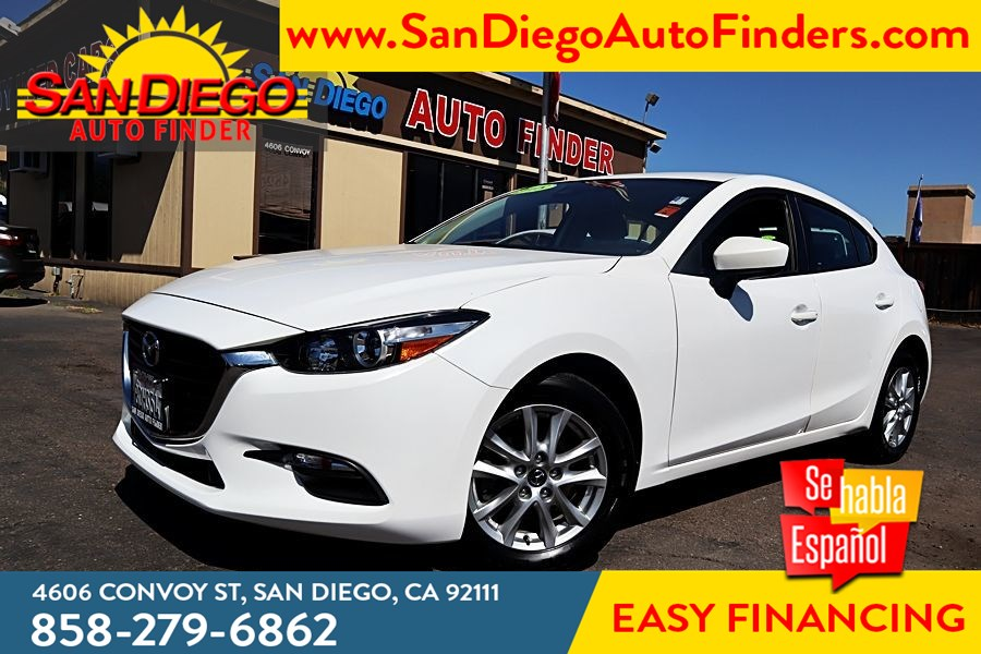 2018 Mazda Mazda3 Sport Auto 5-Door HB,Low Miles, 1 Owner, RR Camera, Tints, Alloys,Just Awesome,...