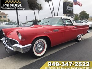 View 1957 Ford Thunderbird