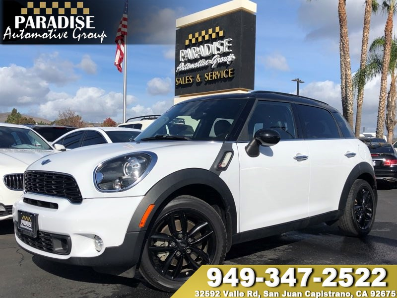 sold 2014 mini cooper countryman cooper s in san juan capistrano