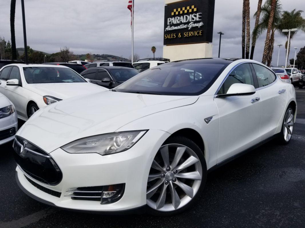 2012 Tesla Model S P85 - Paradise Automotive Group