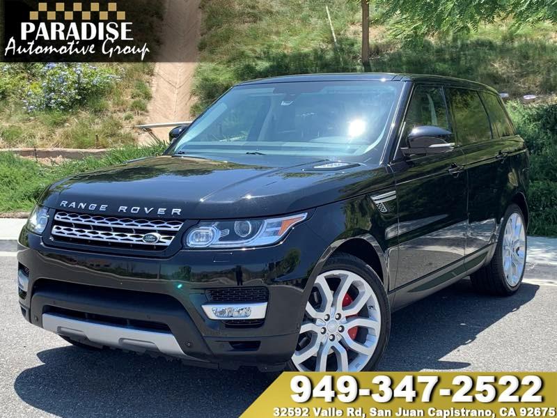 Range Rover San Juan >> 2015 Land Rover Range Rover Sport Hse Supercharged Paradise Automotive Group