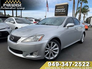 View 2009 Lexus IS 250