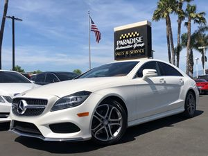 View 2015 Mercedes-Benz CLS 400
