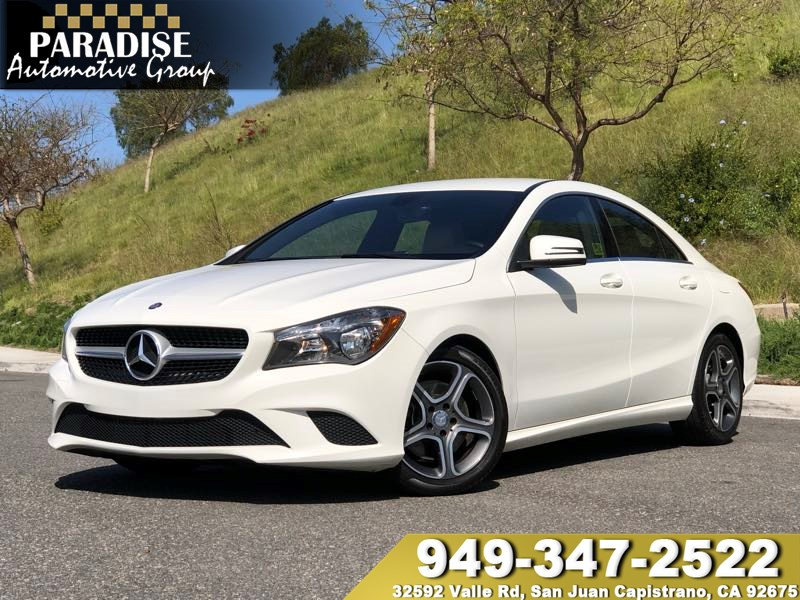 Tremendous 2014 Mercedes Benz Cla 250 Paradise Automotive Group Download Free Architecture Designs Scobabritishbridgeorg