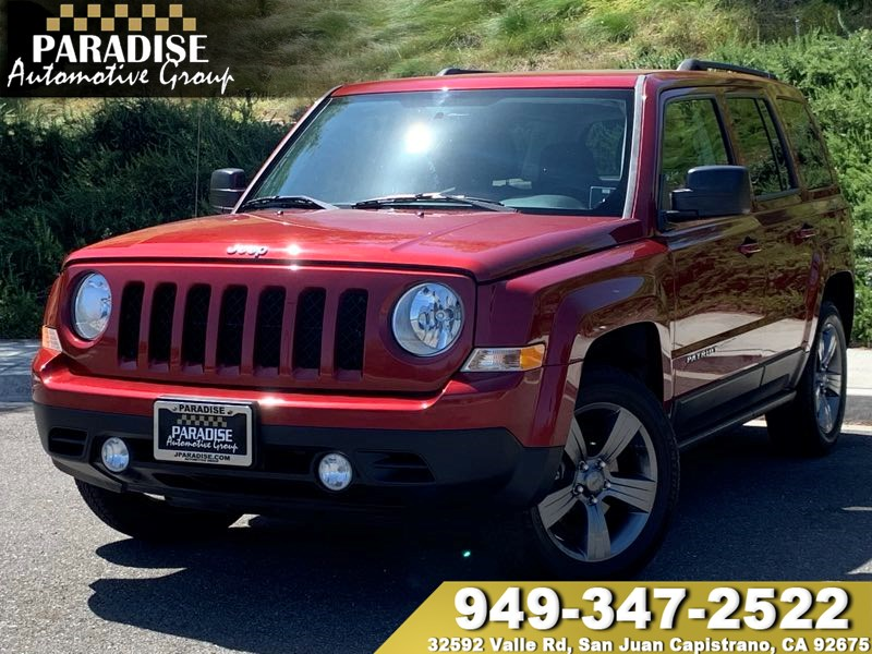 2014 Jeep Patriot High Altitude - Paradise Automotive Group
