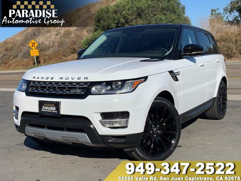 Range Rover San Juan >> 2014 Land Rover Range Rover Sport V6 Hse Paradise Automotive Group