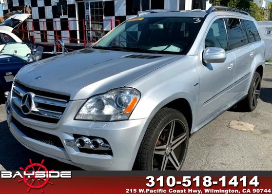 2010 Mercedes-Benz GL 350 BlueTEC SUV