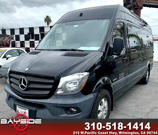 2015 Mercedes-Benz Sprinter Limo/Party Bus RWD 2500 170""