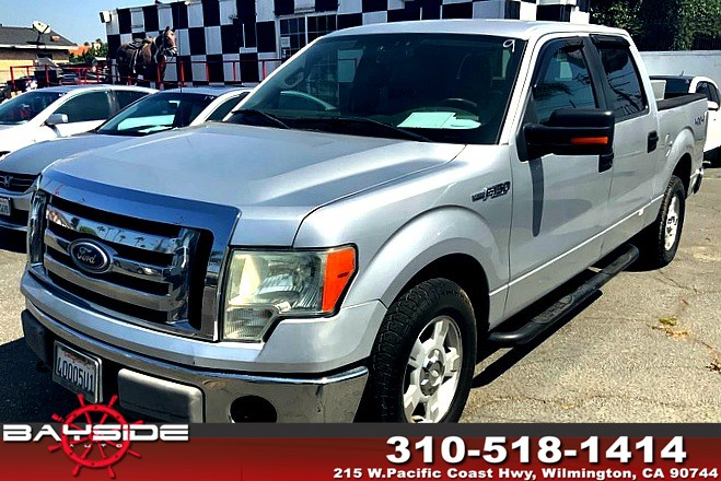 2010 Ford F-150 XLT NATURAL GAS VEHICLE