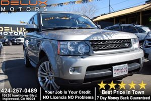 View 2010 Land Rover Range Rover Sport