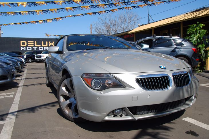 Sold 2007 Bmw 6 Series 650i In Inglewood
