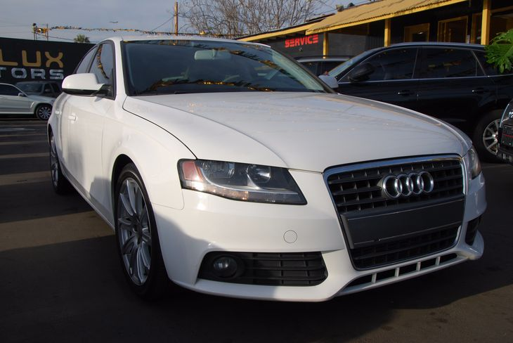 Sold 2010 Audi A4 2 0t Premium In Inglewood