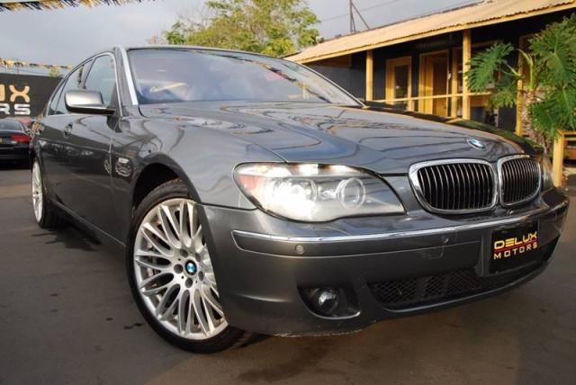 Sold 2006 Bmw 7 Series 750li In Inglewood