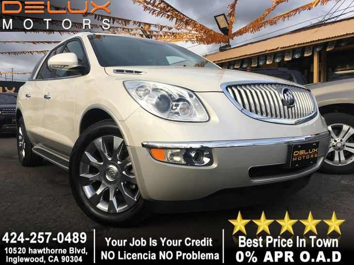 Sold Buick Enclave CXL WXL In Inglewood - Buick enclave invoice price