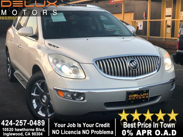 Used Buick Enclave CXL WXL In Inglewood - Buick enclave invoice price