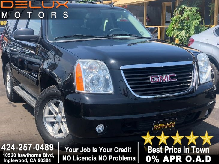 Sold 2010 Gmc Yukon Slt In Inglewood