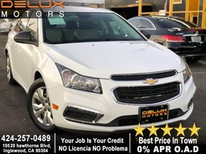 View 2016 Chevrolet Cruze Limited