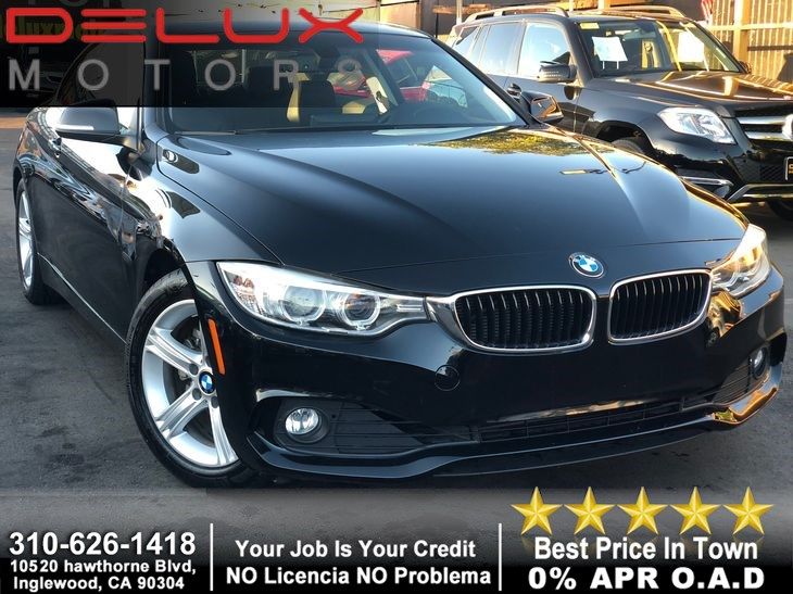 2015 BMW 4 Series 428i  coupe 2D