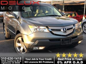 View 2007 Acura MDX