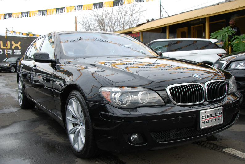 2008 BMW 7 Series 750Li - Delux Motors