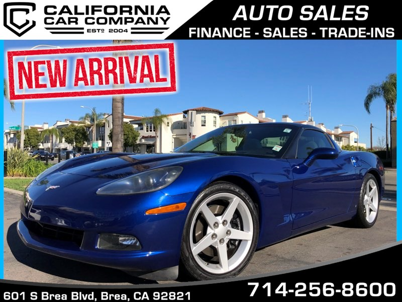 Used 2006 Chevrolet Corvette In Brea
