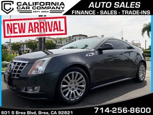 View 2013 Cadillac CTS Coupe