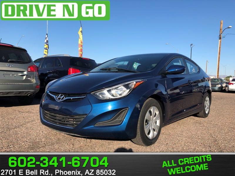 Hyundai Bell Rd >> Hyundai For Sale In Phoenix Az Drive N Go