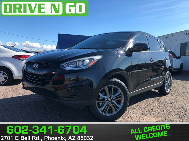 Hyundai Bell Rd >> Used 2015 Hyundai Tucson For Sale In Phoenix Az Drive N Go