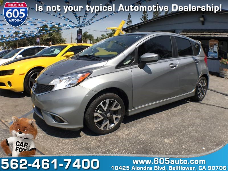 Sold 2015 Nissan Versa Note Sr In Bellflower