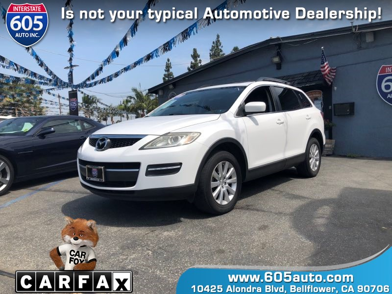 Sold 2009 Mazda Cx 9 Touring In Bellflower