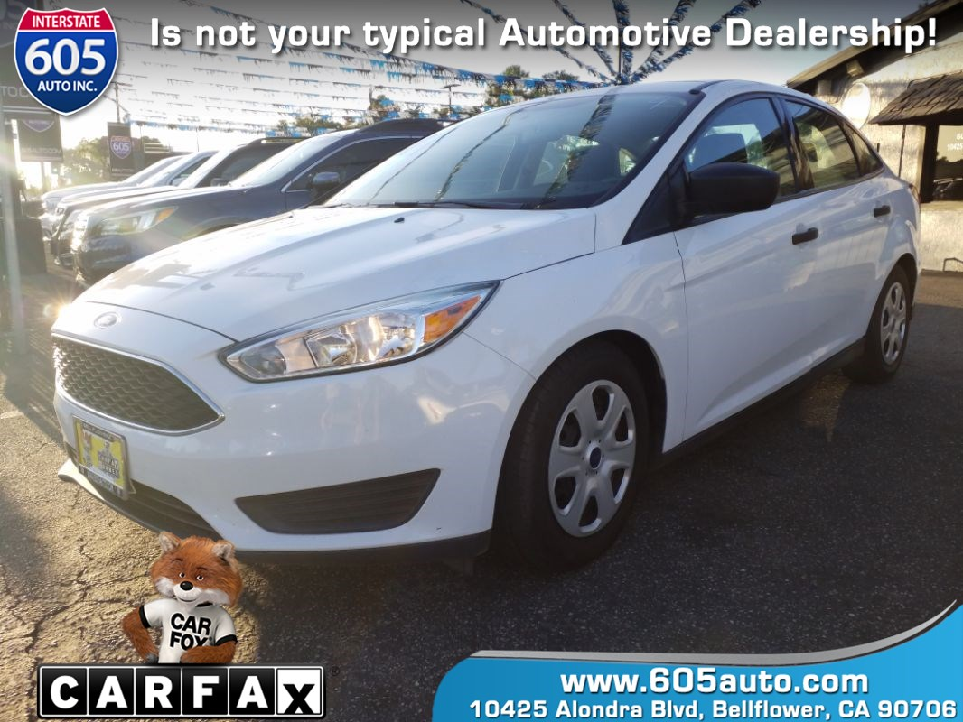 2016 Ford Focus S (Smart Device Integration)
