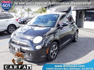View 2013 FIAT 500e BATTERY ELECTRIC