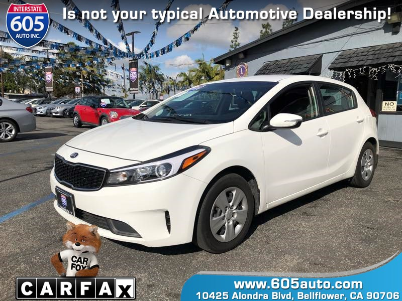2018 Kia Forte5 LX ( POPULAR PLUS PACKAGE)